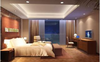 Какой натяжной потолок лучше выбрать для спальни
