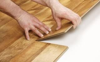 Как правильно настелить ламинат на деревянный пол?
