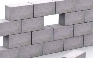 Сколько надо блоков на баню