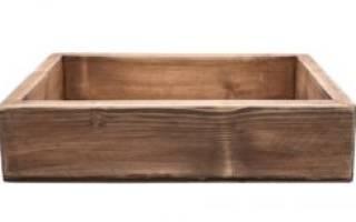 Как сделать ящик из досок своими руками?