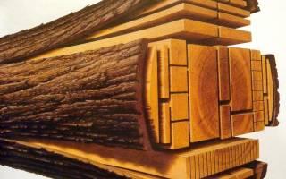 Самая твердая древесина в мире