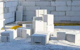 Из какого пеноблока лучше строить дом