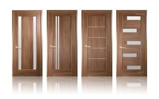 Из чего делают межкомнатные двери какие лучше?