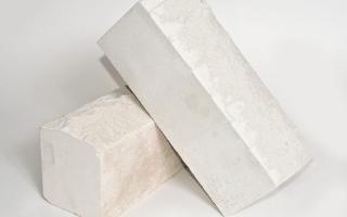 Сколько в кубе силикатного кирпича