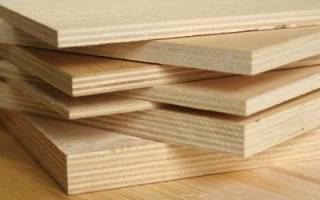 Как правильно настелить фанеру на деревянный пол?