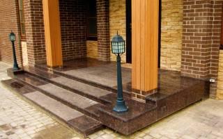 Как залить ступеньки из бетона