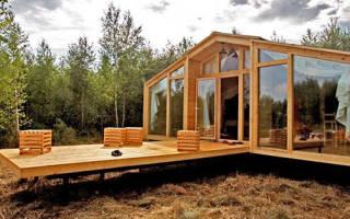 Что такое модульный дом
