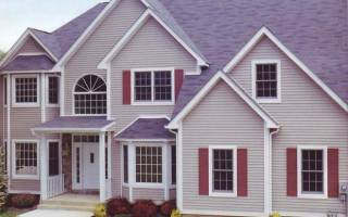 Как обшить дом сайдингом своими руками
