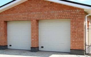 Сколько нужно кирпича на гараж