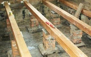 Как правильно настелить деревянный пол в доме?