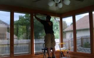 Как клеить тонировочную пленку на окна?