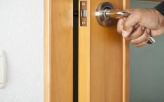 Установка доборной доски межкомнатной двери