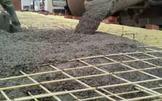 Сколько весит куб бетона м300