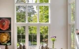 Что такое французское окно
