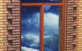 Можно ли прорубить окно в построенном доме?