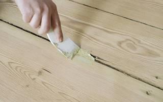 Как положить линолеум на старый деревянный пол?