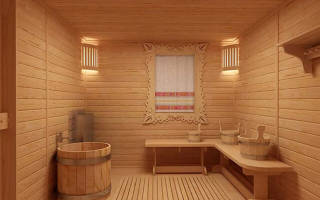 Какую доску использовать для пола в бане?