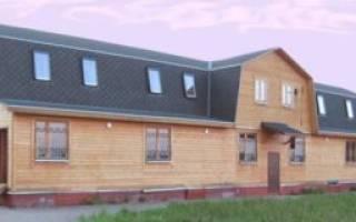 Как правильно обшить дом имитацией бруса снаружи?