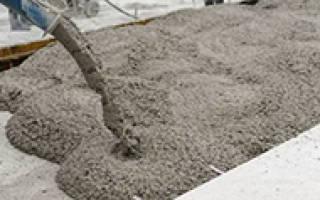 Сколько тонн в кубе бетона