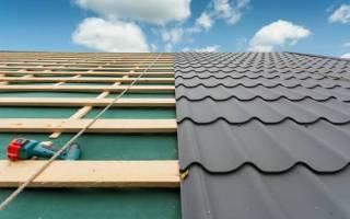 Гидроизоляция для крыши под металлочерепицу какая лучше?