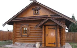 Чем обработать древесину в бане?