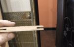 Как установить телескопические наличники на межкомнатные двери?