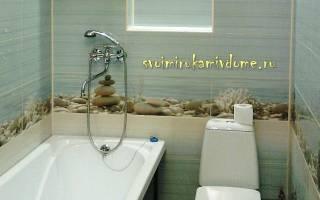 Как оборудовать ванную комнату в частном доме?