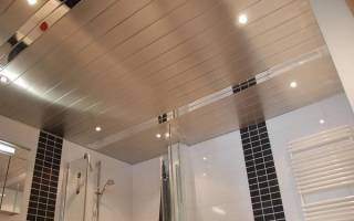 Как крепить сайдинг на потолок?