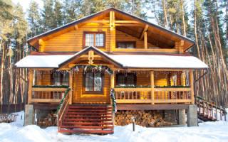 Как отделать окна снаружи в деревянном доме?