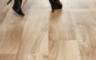 Что подложить под линолеум на деревянный пол?