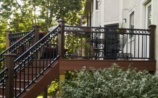 Как правильно сделать крыльцо в частном доме?