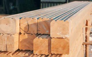 Какой брус лучше для строительства дома?