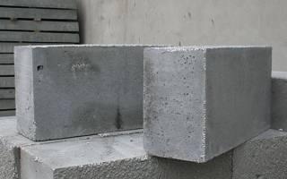 Что такое полистиролбетонные блоки