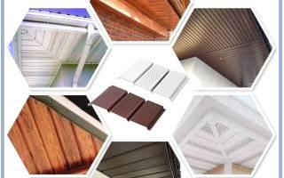 Что такое софиты для крыши