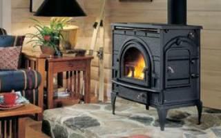 Какую печь поставить в деревянном доме?