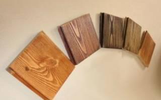 Чем покрыть имитацию бруса внутри дома?