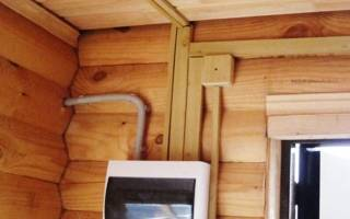 Как провести электричество в деревянном доме?
