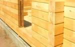Технология сборки дома из клееного бруса