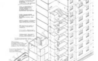 Что такое панельный дом