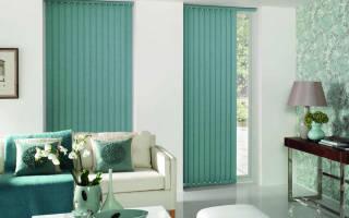 Как выбрать горизонтальные жалюзи на пластиковые окна?