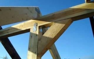 Что такое прогон в строительстве