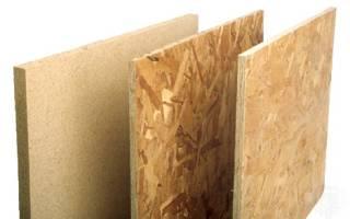 Как класть ОСБ на деревянный пол?