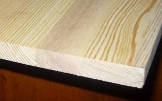 Как склеить доски для столешницы своими руками?