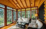 Как утеплить террасу изнутри в деревянном доме?