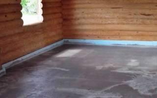 Как сделать наливной пол на деревянный пол?