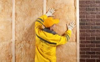 Как утеплить кирпичную стену изнутри