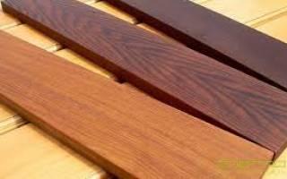 Термообработка древесины своими руками