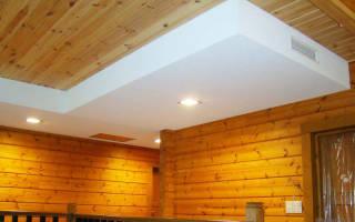 Чем закрыть потолок в частном доме?