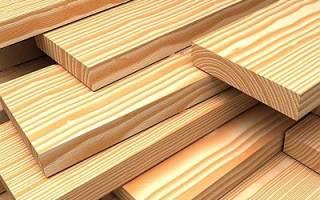 Из какой доски делают стропила для крыши?