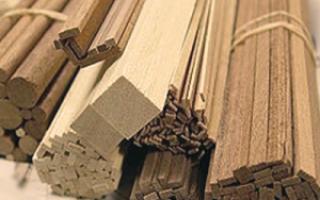 Какую древесину использовать для резьбы по дереву?